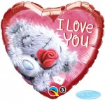 Me To You - Tatty Teddy I Love You 18""