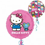 Hello Kitty z myszką 18""
