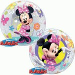 "Myszka Minnie - 22"" (Bubble)"