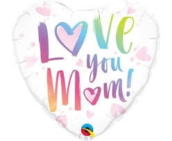 Dla Mamy: Love You Mom (45 cm) [82234]