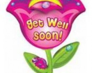 Get Well Soon (80 cm)