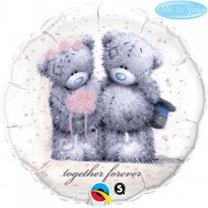 Me To You - Tatty Teddy Together Forever 18""