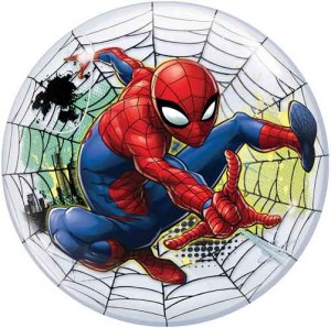 "Bubbles 'Spiderman' 22"" (56 cm)"