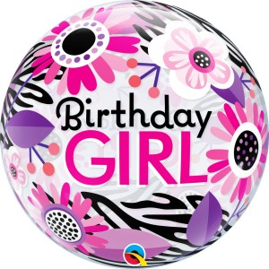 "Birthday Girl - 22"" (Bubble)"