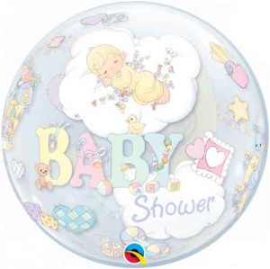 "Bubbles 'Baby Shower' 22"" (56 cm)"