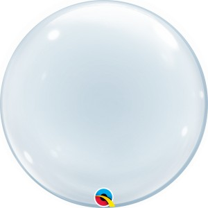 "Transparent - 20"" (Deco Bubble)"